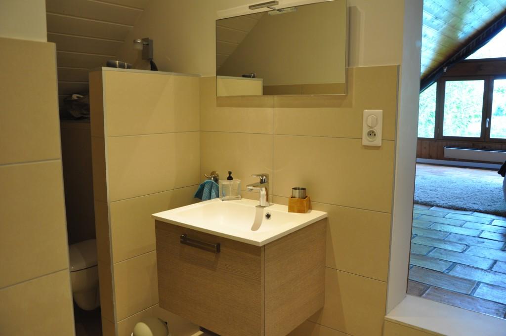 Gite - Salle de bains